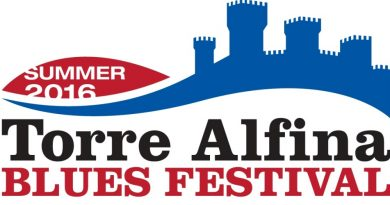 logo Torre Alfina Blues Festival