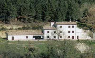 La sede del Museo del Fiore di Torre Alfina