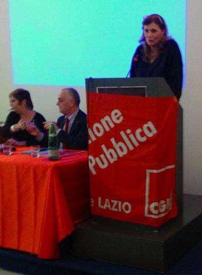 Antonella Ambrosini (Fp Cgil)