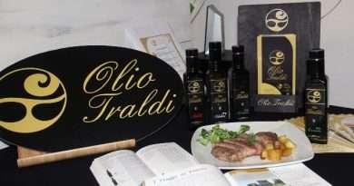 Athos, Elektia ed Eximius, le tre etichetti dell'olio Traldi