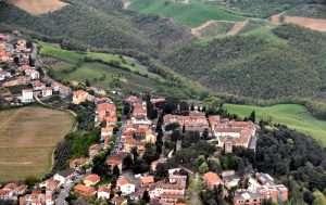 San Venanzo panorama