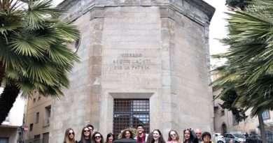 Monumento dei caduti a Viterbo sempre più nel degrado (Video)