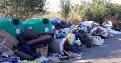Viterbo discarica del Lazio, interviene Italexit