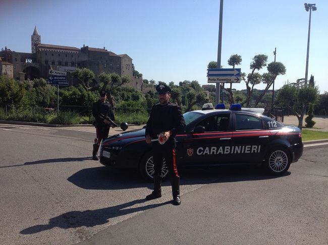 carabinieri viterbo