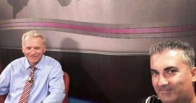 NewTuscia TV: Coronavirus, approfondimento di Stefano Stefanini e Gaetano Alaimo