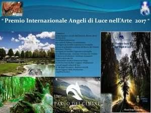 Angeli di luce Parco Cimini