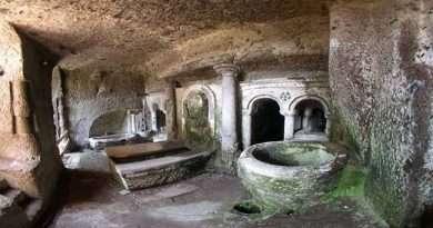 Aperti al pubblico i siti di Orte Sotterranea con le Colombaie rupestri e il Ninfeo rinascimentale