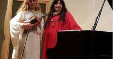 """Alla sala Mendel della Ss. Trinità la prima del """"Rosarium Beatae Mariae Virginis Liberatrici"""" di Daniela Sabatini"""