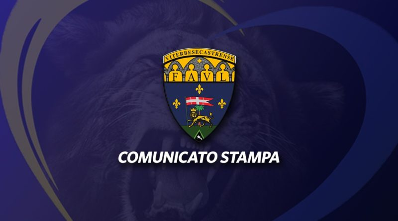 logo Comunicati stampa Viterbese