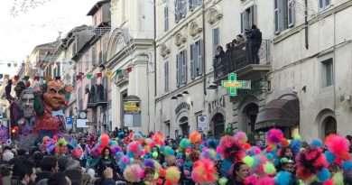 Tg Gold: Carnevale di Ronciglione, parla Silvia Scialanca (V. P. Proloco)