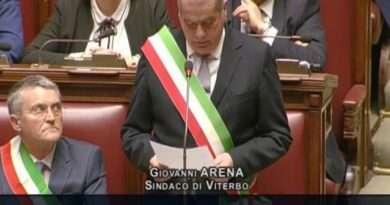Tg Lazio Tv del 21/05/2019. Elezione nuovo CdA Talete, parla il sindaco di Viterbo Arena sui rischi di crisi in Comune