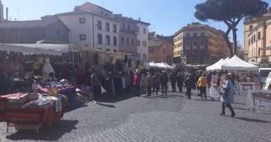 TG Lazio Tv: Fiera dell'Annunziata , la viabilità a Viterbo