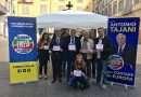 Forza Italia in piazza per Tajani