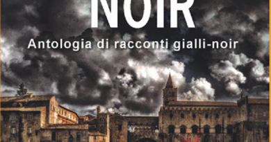 """Antologia di racconti """"VITERBO IN NOIR"""" a cura di Federica Marchetti"""