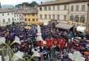 Prima Equipe Via del Fiore vince l'edizione 2019 dei Pugnaloni di Acquapendente (Fotogallery)