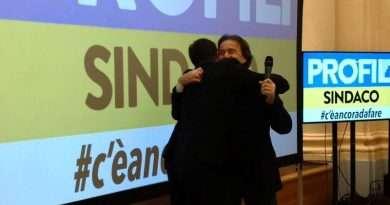 Bagnoregio abbraccia il candidato sindaco Luca Profili (Video di tutta la diretta)