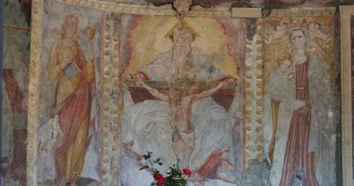 Orte onora La SS. Trinità con il pellegrinaggio al Colle della Madonna della Trinità