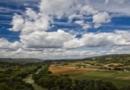 Ad Orte passeggiata a cavallo lungo la valle del Tevere