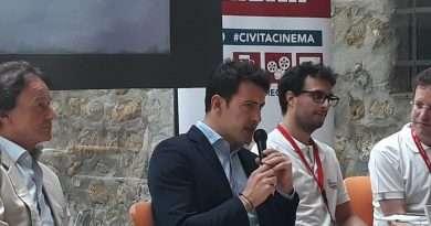 Presentazione Civita Cinema 2019: tutta la conferenza stampa (7 video)