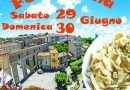 Farnese, il 29 e il 30 Giugno VII Sagra della fettuccina
