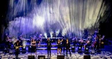 """Al Teatro Romano di Ferento lo spettacolo """"Bohemian Symphony"""" con i più grandi successi dei Queen"""