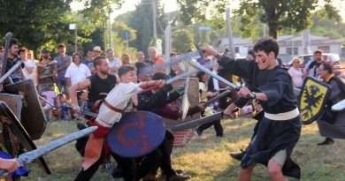 Ludika 1243, i Guelfi vincono e il programma prosegue con giochi e spettacoli