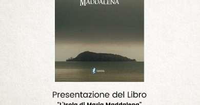 """Il romanzo """"L'Isola di Maria Maddalena"""" di Luis Contenebra verrà presentato a Piansano"""