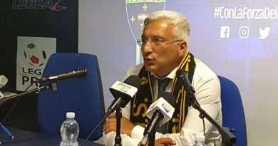NewTuscia Tv: Ripartenza serie C, parla il presidente Viterbese Marco Arturo Romano