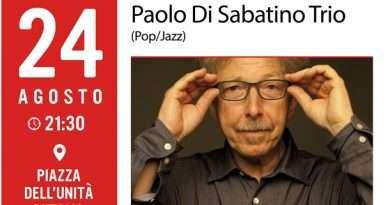 JazzUp chiude la 14° edizione con due big: Rosario Giuliani e Fabio Concato