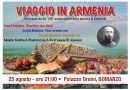 Bomarzo, concerto di musiche armene a palazzo Orsini
