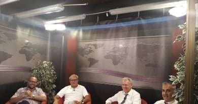NewTuscia TV: Intervista a Bianchini e Giampieri (FdI) e maestro Joppolo