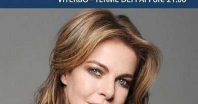 Dopo Carlo Verdone Cinema&Terme accoglie la splendida Claudia Gerini