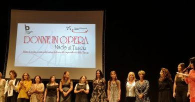 Quinta edizione di Donne in Opera col botto (Foto e video)