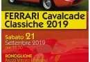 Le Ferrari sfilano a Ronciglione sabato 21 settembre