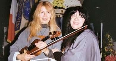"""Il 17 Novembre Concerto del Duo """"Ut Unum Sint-Strumenti di Pace"""" delle sorelle Daniela e Raffaella Sabatini"""
