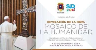 """""""Il Mosaico dell'Umanità"""" di Roberto Joppolo verrà installato a San José di Costarica"""