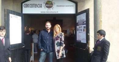 NewTuscia TV: Cioccotuscia 2019, parla Andrea Sorrenti