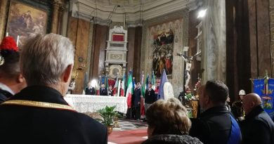 Celebrazione della Virgo Fidelis a Viterbo: emozioni e senso di partecipazione (Foto e video)