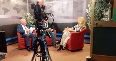 NewTuscia TV: Intervista alla coreografa, conduttrice e blogger Valentina Papi