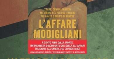 L'Affare Modigliani arriva al Colle del Duomo