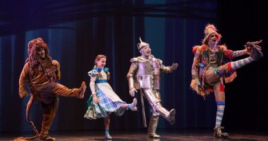 Il mago di Oz, domenica 15 dicembre alle 18, al Teatro dell'Unione