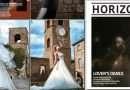 Il borgo fantasma di Celleno incanta il mondo con gli abiti di Glen Couture fra le pagine di Horizont Magazine