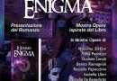"""Tarquinia. Presentazione del libro """"Il sommo enigma"""" e inaugurazione della mostra di 40 opere d'arte"""