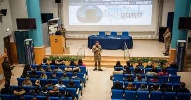 Secondo Open Day alla Scuola Marescialli dell'Aeronautica Militare