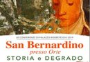 Il convento di San Bernardino di Orte: storia e degrado