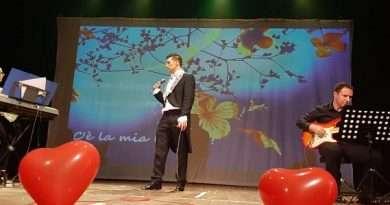 """""""Dove batte il mio cuore"""": lo spettacolo musicale di beneficenza replica al teatro Petrolini di Ronciglione"""