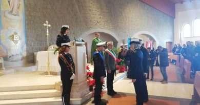 Celebrato a Viterbo San Sebastiano, patrono della Polizia locale (video)