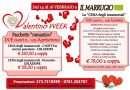 San Valentino, la cena degli innamorati a Il Marrugio