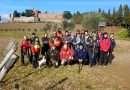 Il trekking senese sul sentiero dei briganti a Monte Rufeno