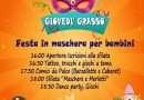Festa in maschera all'Auditorium di Orte Scalo: tanta musica e un concorso per la maschera più bella